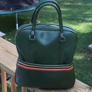 Amelia Earhart vintage overnight bag.
